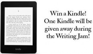 Writing Jam Kindle